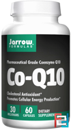 Co-Q10, Jarrow Formulas, 30 mg, 60 Capsules