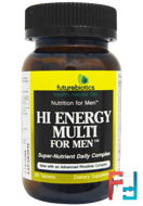 Hi Energy Multi, For Men, FutureBiotics, 60 Tablets