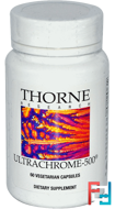 UltraChrome-500, Thorne Research, 60 Vegetarian Capsules