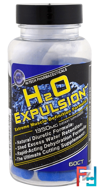 H2O Expulsion, Hi Tech Pharmaceuticals, 1350 mg , 60 Capsules