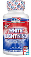 White Lightning, APS Nutrition, 60 capsules