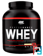 Performance Whey, Optimum Nutrition, 50 serv, 1900 g