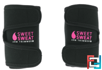 Sweet Sweat Arm Trimmers, Unisex-Regular, Sports Research, 1 Pair