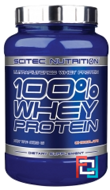 100% Whey Protein, Scitec Nutrition, 900 g