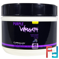 Purple Wraath,  Controlled Labs, 1.17 lbs, 535 g