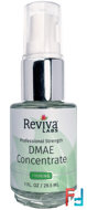 DMAE Concentrate, Reviva Labs, 1 fl oz (29.5 ml)