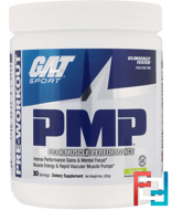 PMP, Pre-Workout, Peak Muscle Performance, Green Apple, GAT, 9 oz (255 g)