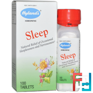 Sleep, Hyland's, 100 Tablets