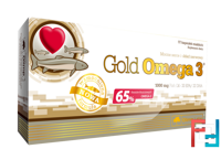 Gold Omega-3 65%, Olimp, 1000 mg, 60 capsules