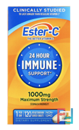 Ester-C, 1000 mg, Nature's Bounty, 120 Veggie Coated Tablets