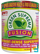Green Supreme Fusion, Raw Fusion, 11.2 oz, 316.5 g