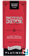 Emotional Detox, Strawberry Milkshake Flavor, Barlean's, 11.2 oz, 318 g