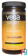 Pre-Workout Energizer, Powder, Vega, Sport, 19 oz, 540 g