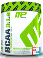 BCAA 3:1:2, Muscle Pharm, Unflavored, 180 g