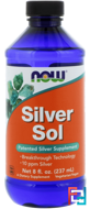 Silver Sol, Now Foods, 8 fl oz (237 ml)
