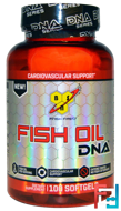 Fish Oil, DNA, BSN, 1000 mg, 100 softgels