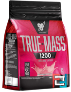 True Mass 1200 Weight Gainer, BSN, 10 lb, 4650 g