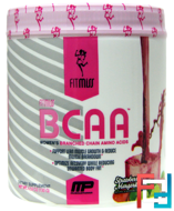 BCAA, Women's Branched Chain Amino Acids, FitMiss, 159 g
