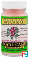 Royal Camu Superfood, Whole World Botanicals, 1.12 oz (32 g)