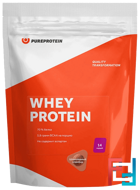 Whey Protein (Сывороточный протеин), Pure Protein, 420 g