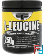 L-Leucine, Unflavored, Primaforce, 250 g