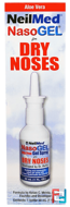 NasoGel, For Dry Noses, 1 Bottle, NeilMed, 1 fl oz (30 ml)