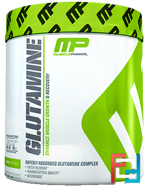 Glutamine, Core Series, MusclePharm, 300 g