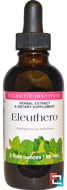 Eleuthero, Eclectic Institute, 2 fl oz, 60 ml
