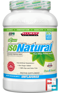 IsoNatural, ALLMAX Nutrition, 2 lbs, 907 g