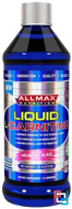 L-Carnitine Liquid + Vitamin B5, ALLMAX Nutrition, 16 oz, 473 ml
