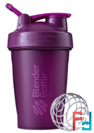 BlenderBottle, Classic With Loop, Plum, Sundesa, 20 oz