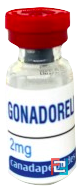 Gonadorelin, Canada Peptides, 2 mg