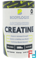 Micronized Creatine, Bodylogix, 10.58 oz, 300 g