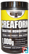 Creaform, Creatine Monohydrate, Powder, Primaforce, 1000 g