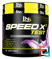 Speed X3 Test, 40 serv, 148 g