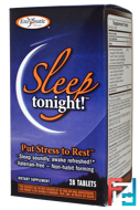 Sleep Tonight!, Enzymatic Therapy, 28 Tablets