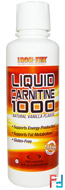 Gluten Free, Iron Tek, Liquid Carnitine 1000, Country Life, 473 ml