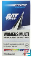 Women's Multi Vitamin, GAT, 30 Tablets