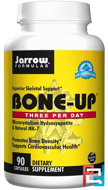 Bone-Up, Three Per Day, Jarrow Formulas, 90 Capsules