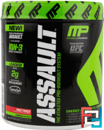 Assault, Pre-Workout System, Muscle Pharm, 725 g