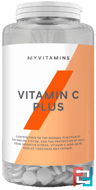 Vitamin C Plus, Myprotein, 180 caps
