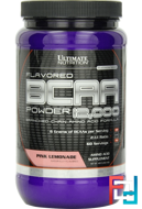 BCAA 12.000 Powder Flavored, Ultimate Nutrition, 457 g
