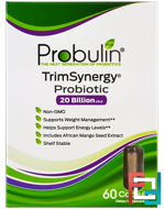 TrimSynergy, Probiotic, Probulin, 60 Capsules