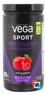 Recovery Accelerator, Powder, Apple Berry, Vega, Sport, 19 oz (540 g)