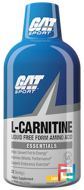 L-Carnitine, Liquid Free Form Amino Acid, GAT, 16 oz, 473 ml