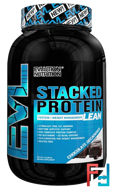 Stacked Protein Lean, Chocolate Decadence, EVLution Nutrition, 2 lb (909 g)