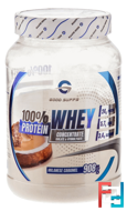 WHEY + WPI + WPH  PROTEIN 80 %, GOOD SUPPS, 2 lb, 908 g