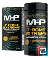 T-BOMB 3xtreme, MHP, 168 tablets