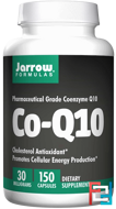 Co-Q10, Jarrow Formulas, 30 mg, 150 Capsules