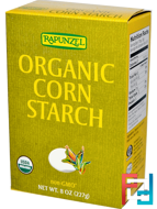 Organic Corn Starch, Rapunzel, 8 oz (227 g)